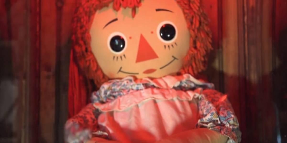 Afirman que la verdadera Annabelle desapareció del Museo Warren