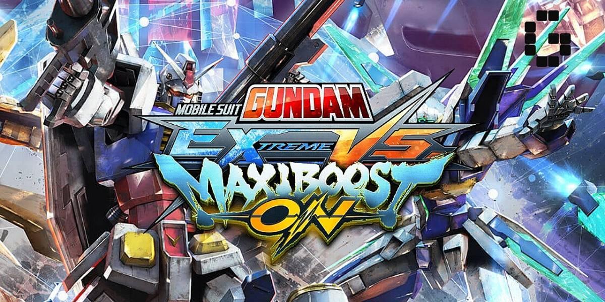 Mobile Suit Gundam Extreme Vs. Maxi Boost On review: para amantes de los robots [FW Labs]