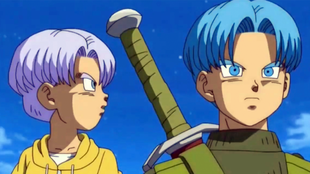 Trunks Cabello