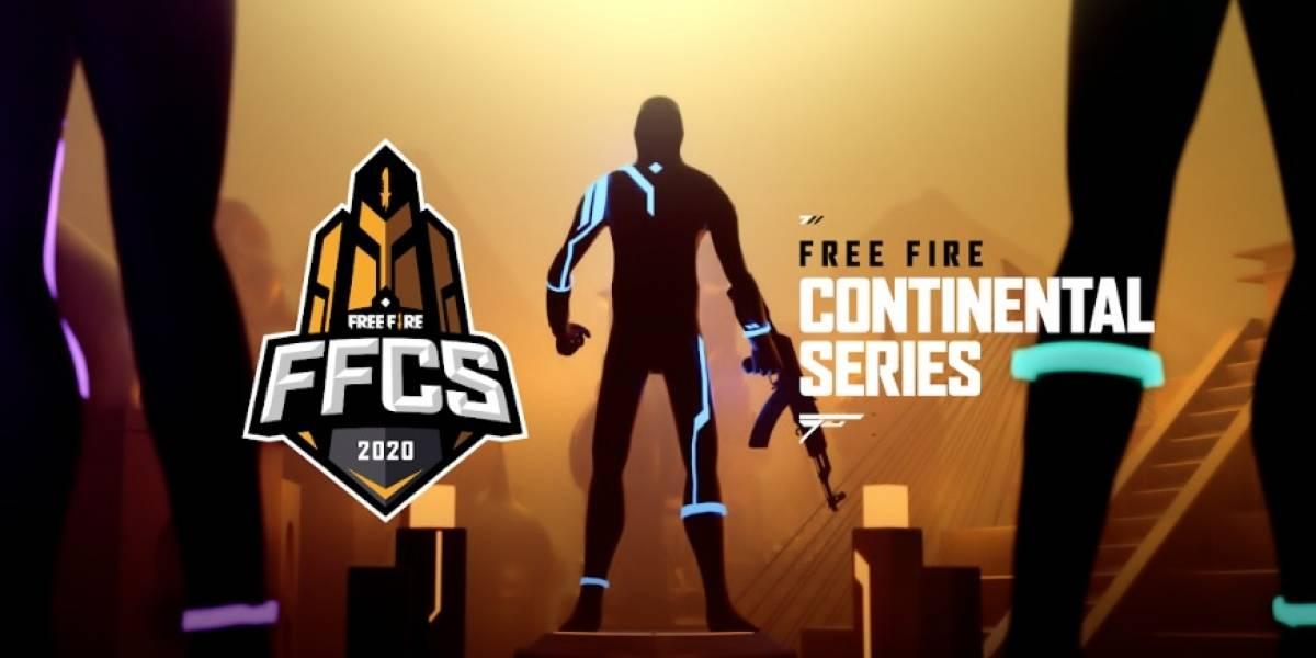 Battle Royale: Garena anuncia Free Fire Continental Series (FFCS), série de competições internacionais para 2020