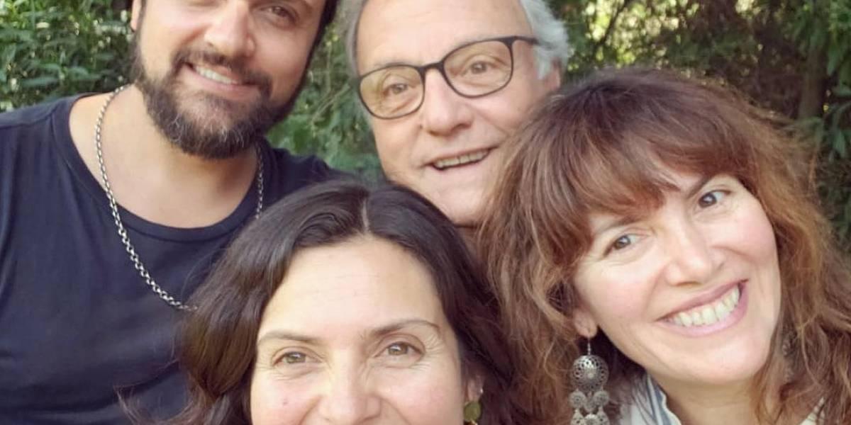 """Familia Achurra enciende debate en redes sociales sobre """"pasarlo bien"""" en pandemia"""