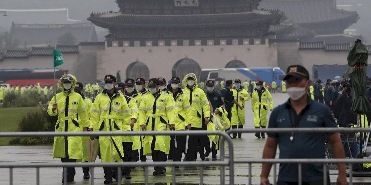 Corea del Sur anuncia nuevas medidas contra el COVID-19