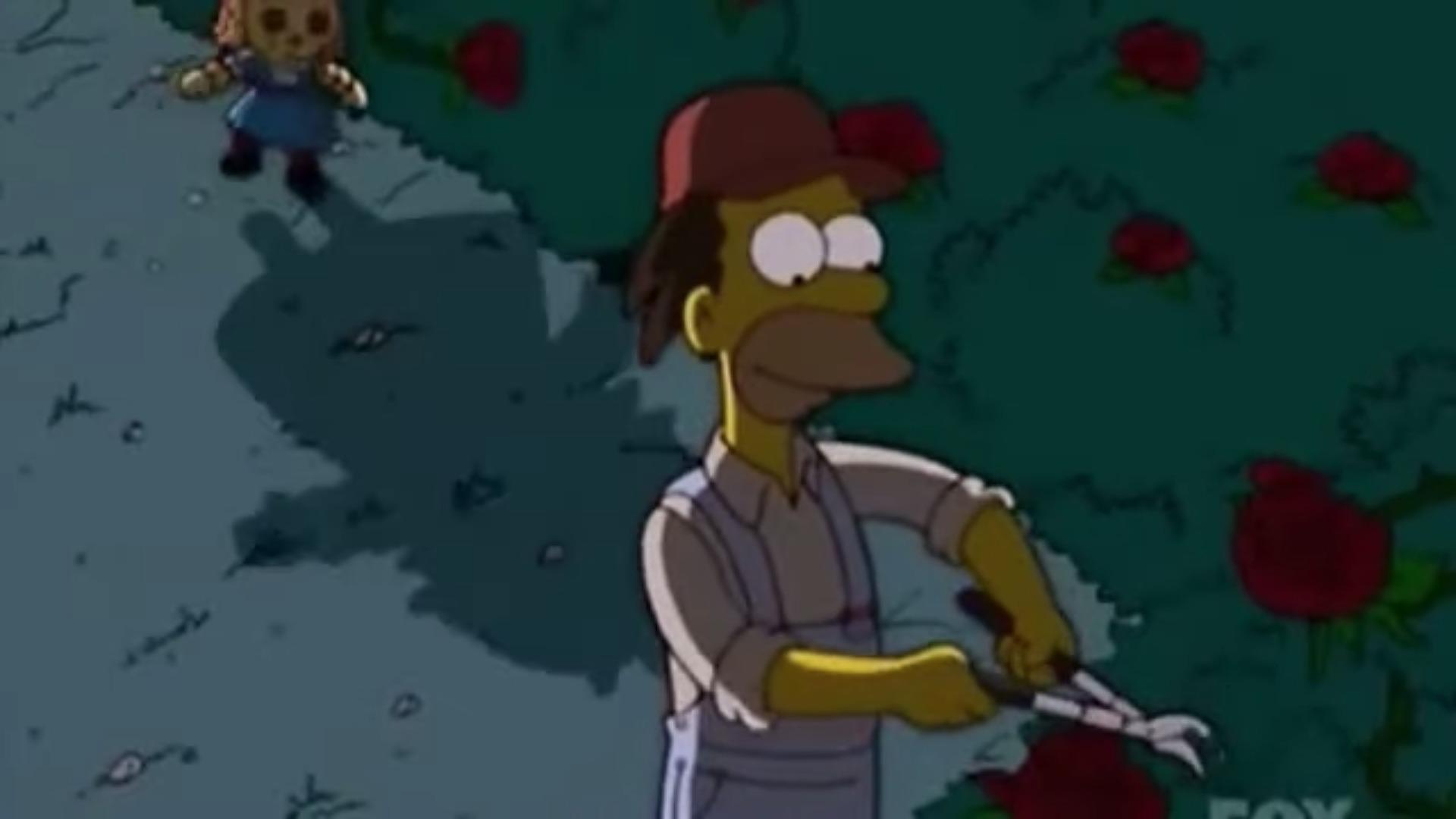 Los Simpson Annabelle