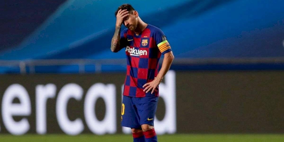 "Mediocampista del Bayern Munich tras paliza histórica a Barcelona: ""No me ha dolido ver a Messi así"""