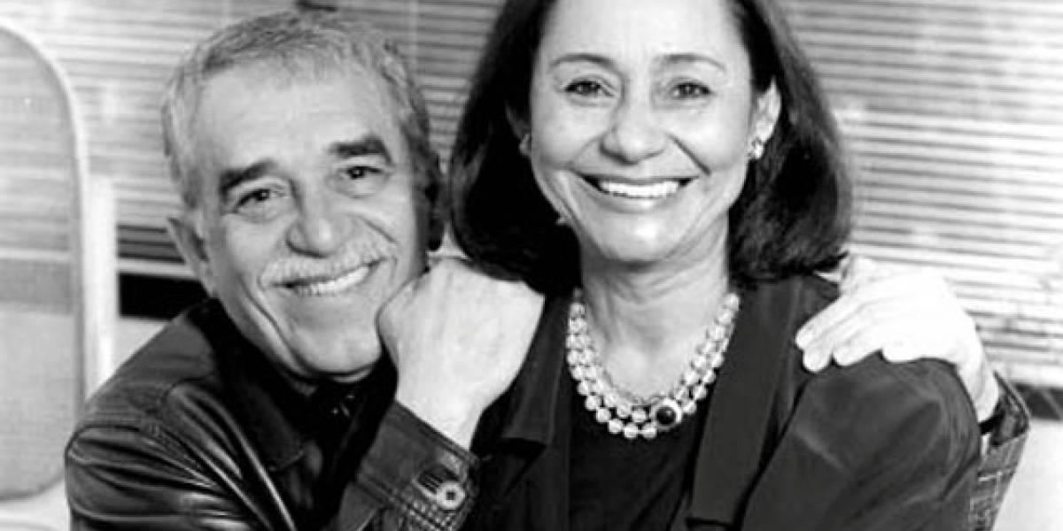 Falleció Mercedes Barcha la viuda de Gabriel García Márquez