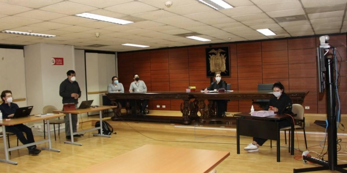 Fiscalía vincula a una persona más al proceso en que se investiga a Alexandra Ocles
