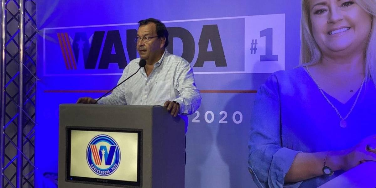 Dávila asegura Wanda Vázquez fue víctima de campaña difamatoria