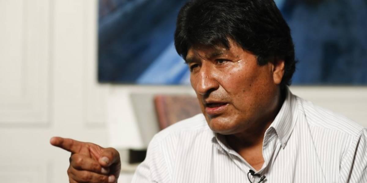 Evo Morales no pudo despedirse de su hermana muerta por coronavirus