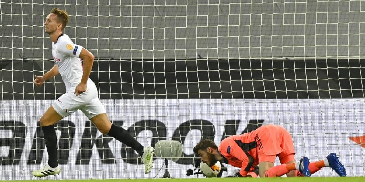 Europa: Sevilla fulmina a Man United y avanza a otra final