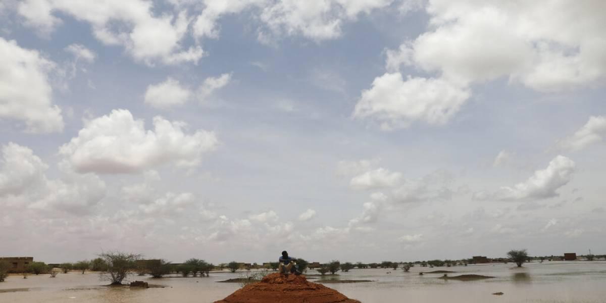 Inundaciones dejan al menos 60 muertos en Sudán