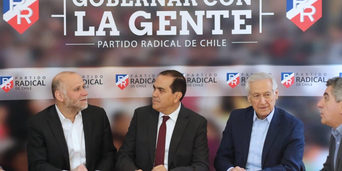 """Convergencia Progresista exige limitar """"influencia del dinero"""" en el plebiscito"""