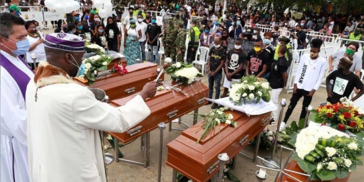Ataque de grupo armado deja ocho muertos en Colombia
