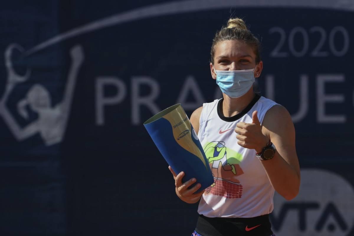 Simona Halep no participará en el US Open debido a la pandemia de COVID-19