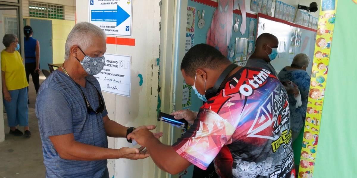 Frustrados los electores que salieron a votar por segunda vez