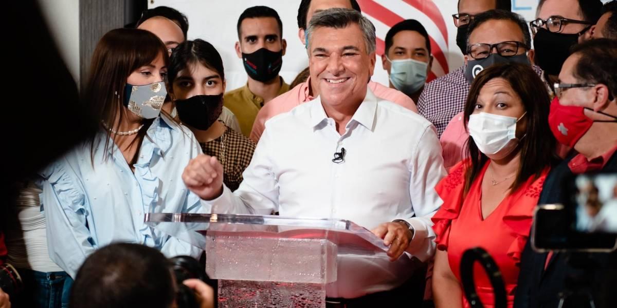 Charlie Delgado Altieri acepta candidatura a la gobernación por el PPD