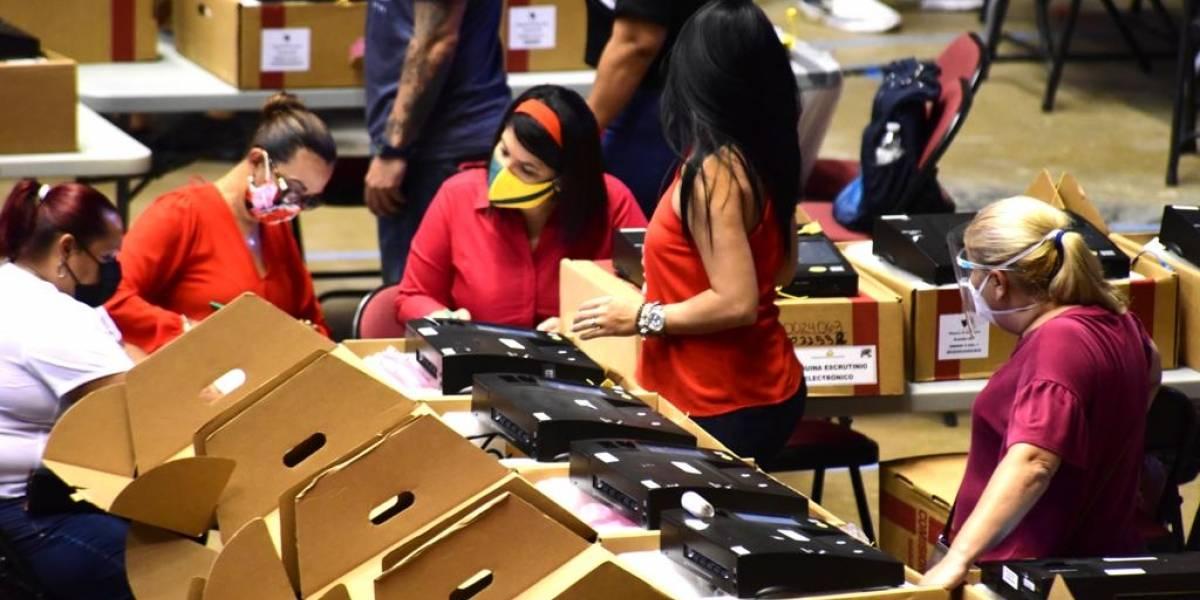 PPD batalla con recuentos para candidaturas legislativas