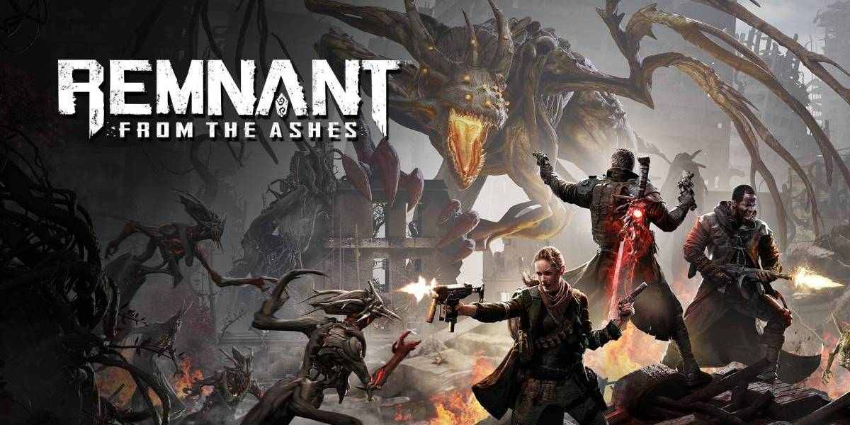 Game Remnant: From the Ashes está disponível gratuitamente na Epic Games Store