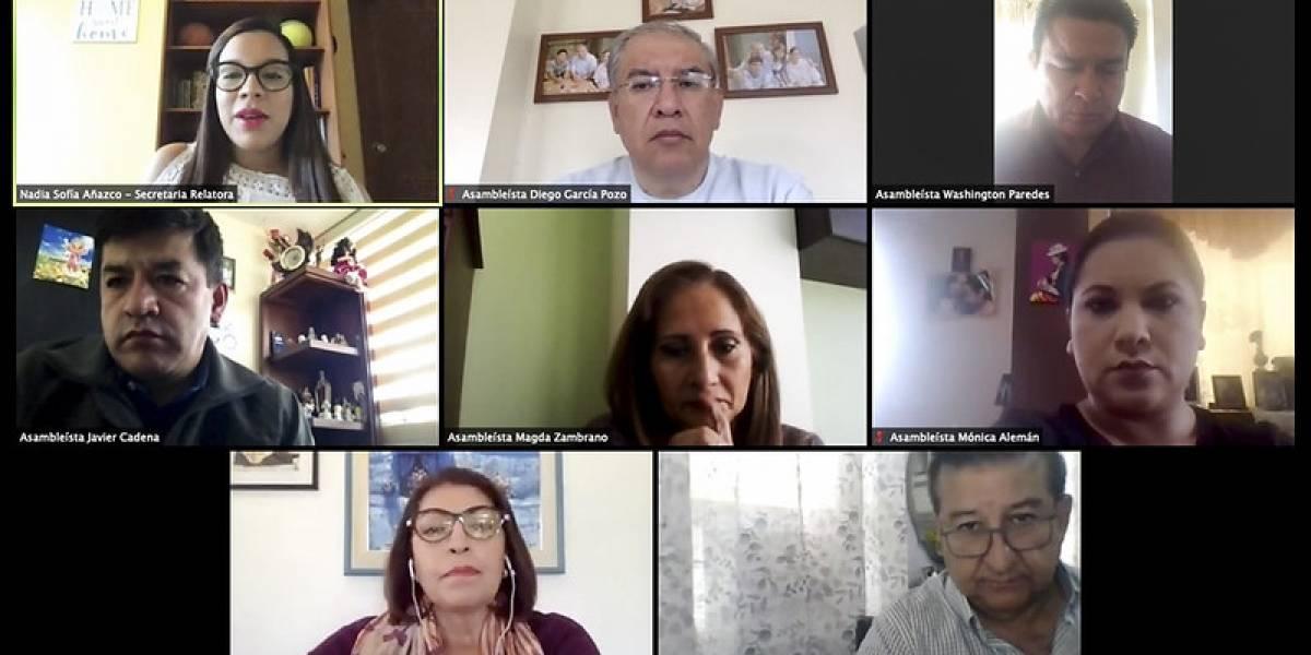 Reforma de leyes marcan la agenda parlamentaria en Ecuador
