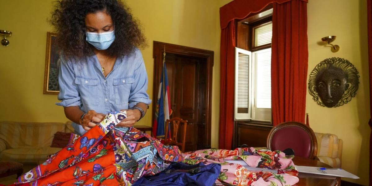 Diseñadores de moda negros exigen reforma cultural en Italia