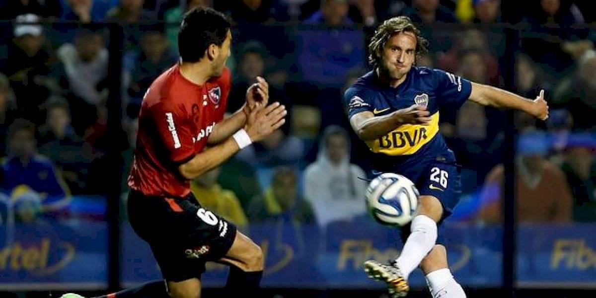 ¡Qué boquita! Fuenzalida es incluido entre los peores refuerzos de Boca Juniors en los últimos 20 años