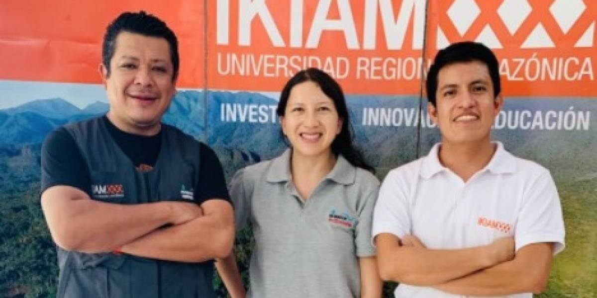 Proyecto de Ikiam ganó 1 millón de euros por parte de la Unión Europea