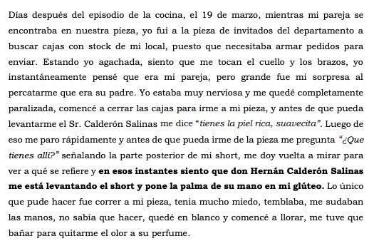 Trozo querella contra Calderón