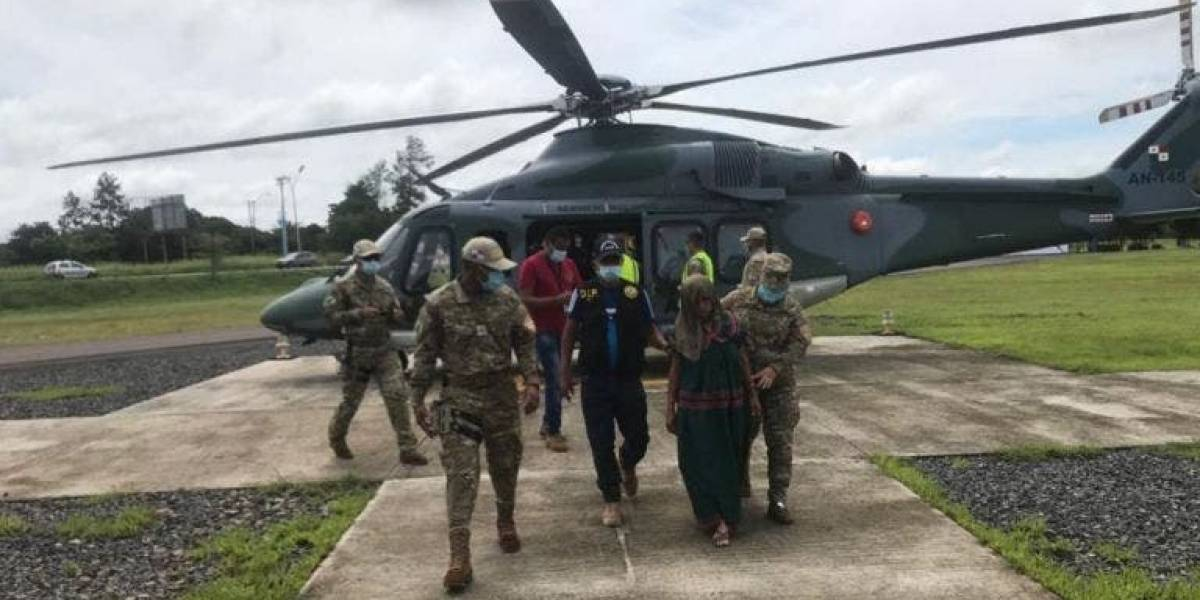Sectas religiosas en Panamá: Detienen a tres sospechosos de secuestrar a menores