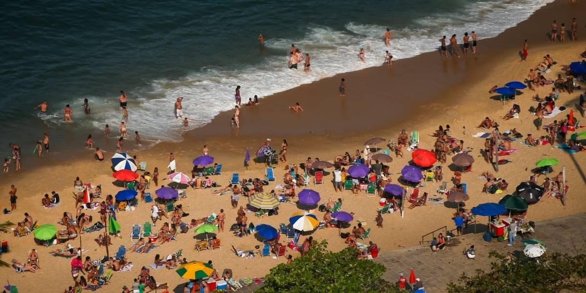 Prefeitura do Rio desiste de demarcar 'cercadinhos' nas praias