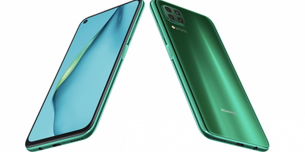 El Huawei P40 Lite llega a imponer un nuevo rumbo