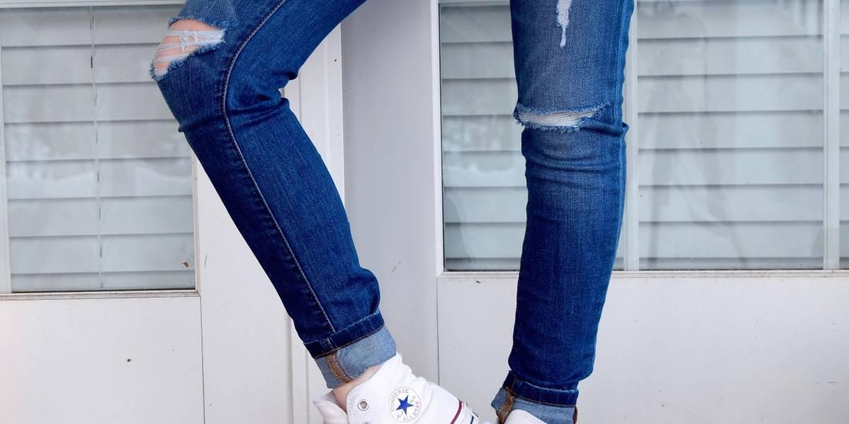 Este é jeans que virou tendência e é perfeito para mulheres baixinhas