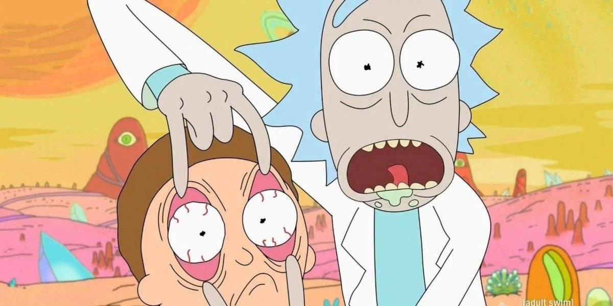 Rick y Morty: el video que provocó que internautas pidan la cancelación de la serie