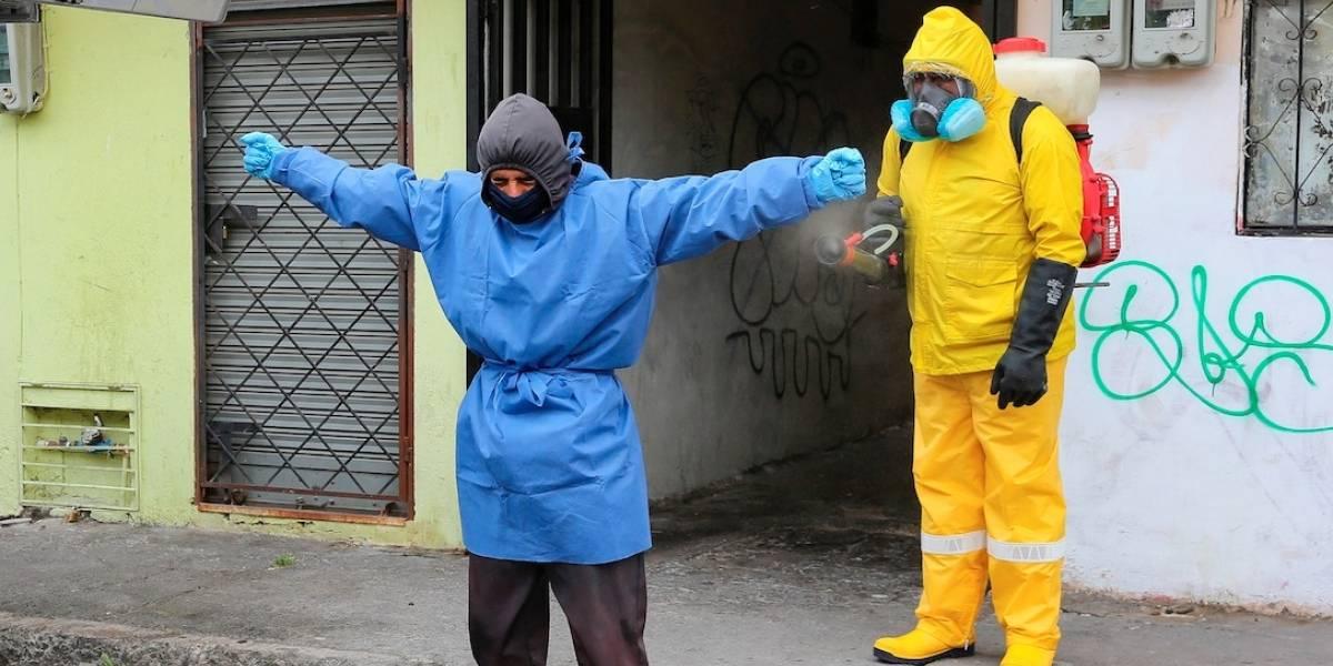 Quito: Preocupante aumento de casos de COVID-19 en septiembre