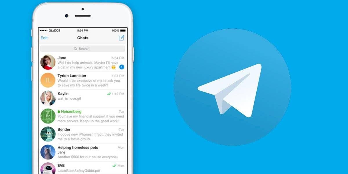 Telegram celebra siete años de edad con videollamadas en la app