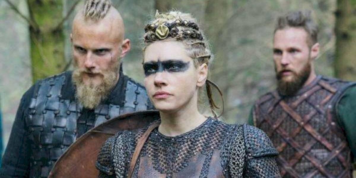 Vikingos: las imágenes que revelan lo que se viene en la parte final de la serie