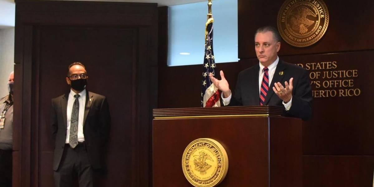 Cargos federales a seis hombres por tráfico de drogas entre Puerto Rico y EEUU