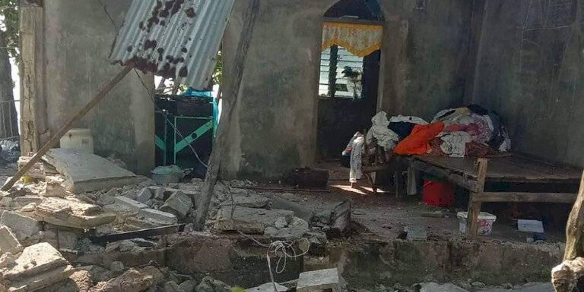 Al menos un muerto en Filipinas tras fuerte terremoto