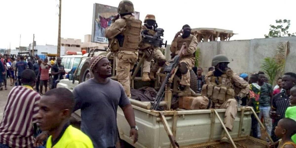Golpe de estado en Malí: presidente y primer ministro detenidos por soldados