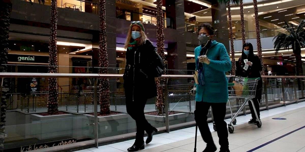 """El """"Paso a Paso"""" llegó al mall más grande del país: así fue la reapertura del Costanera Center"""