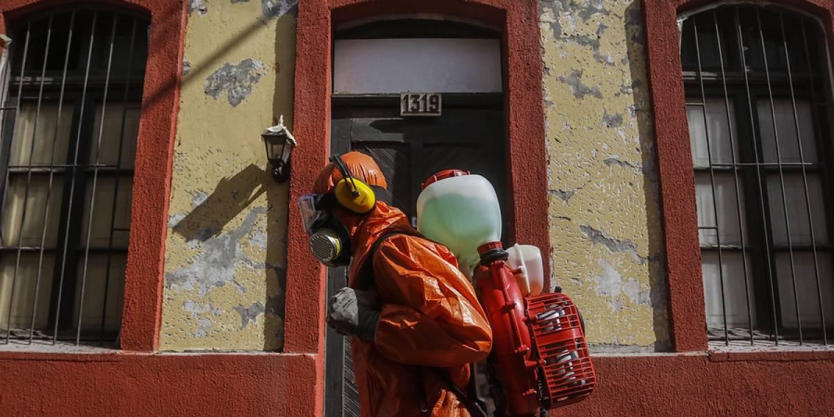 La limpieza a vapor aparece como una alternativa sin químicos para desinfectar el coronavirus