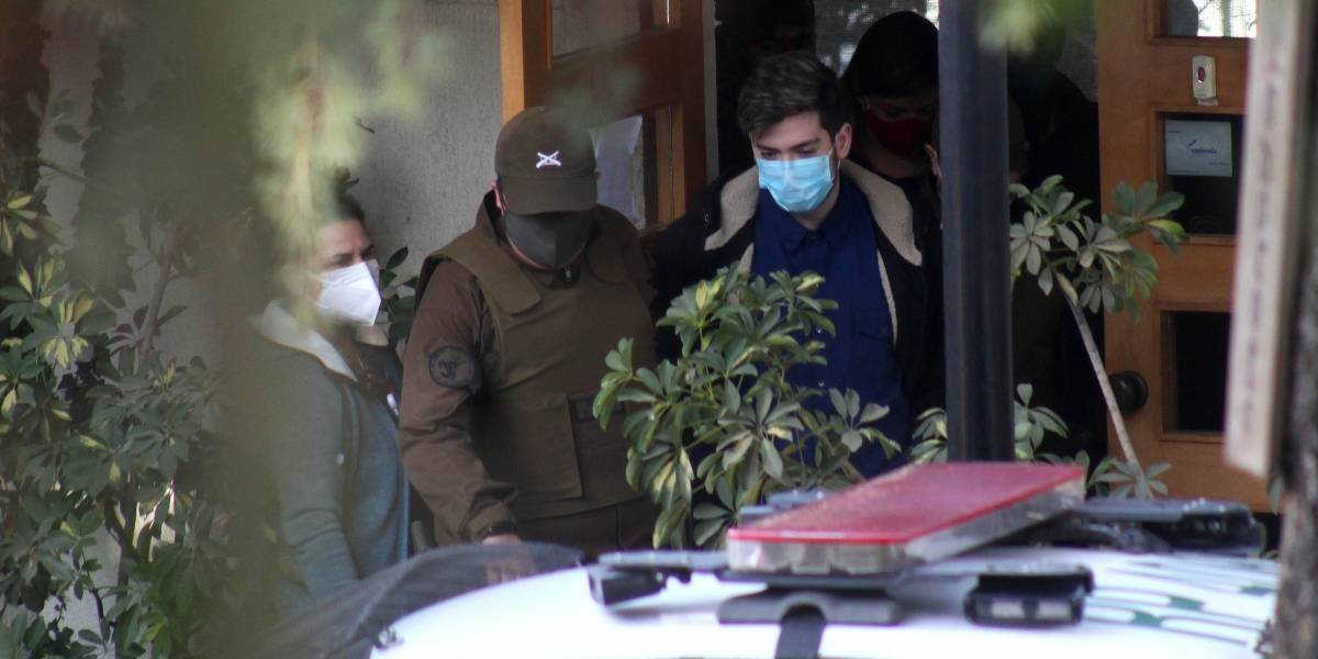 """""""Nano"""" Calderón queda en prisión preventiva en clínica psiquiátrica"""