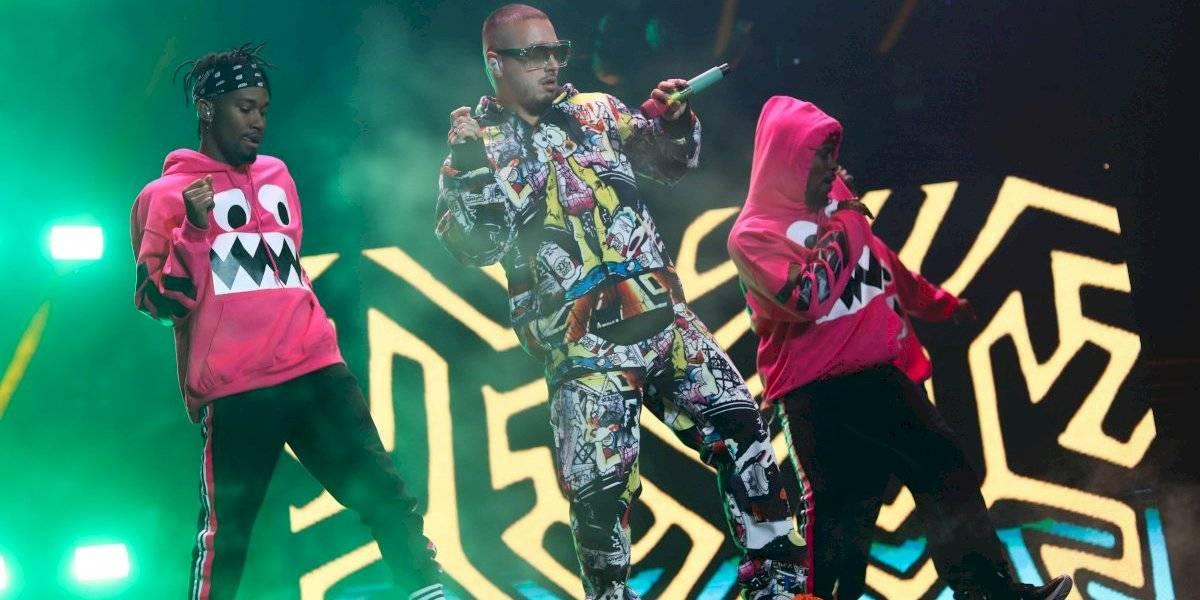 J Balvin es el único latino en la playlist de 50 canciones de Barack Obama