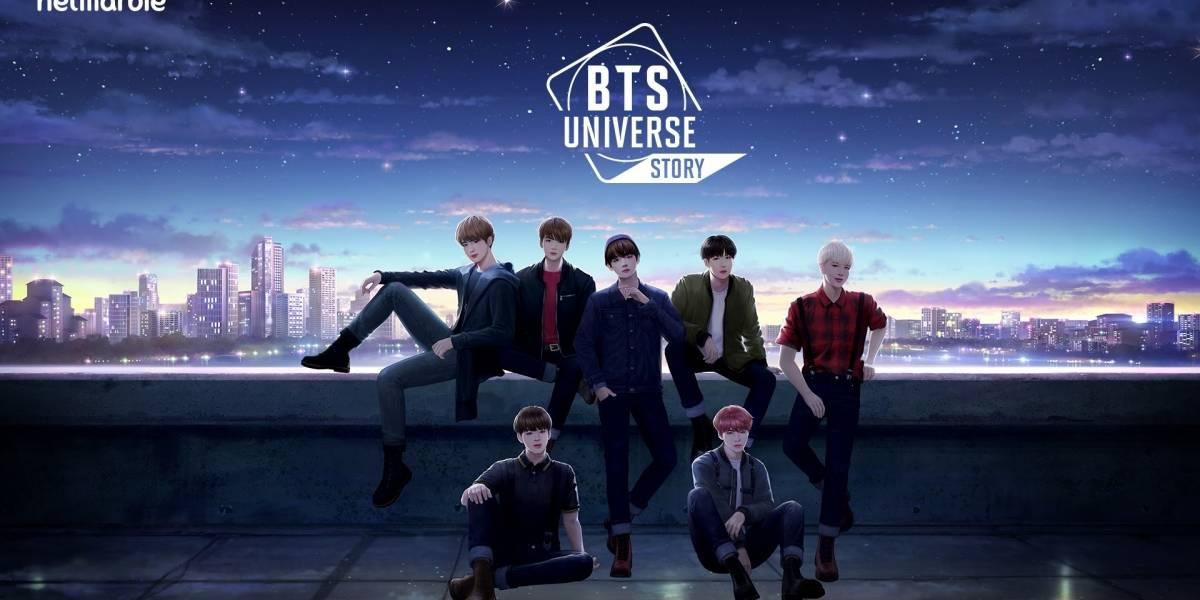 K-pop: pré-registro do game BTS Universe Story já está disponível