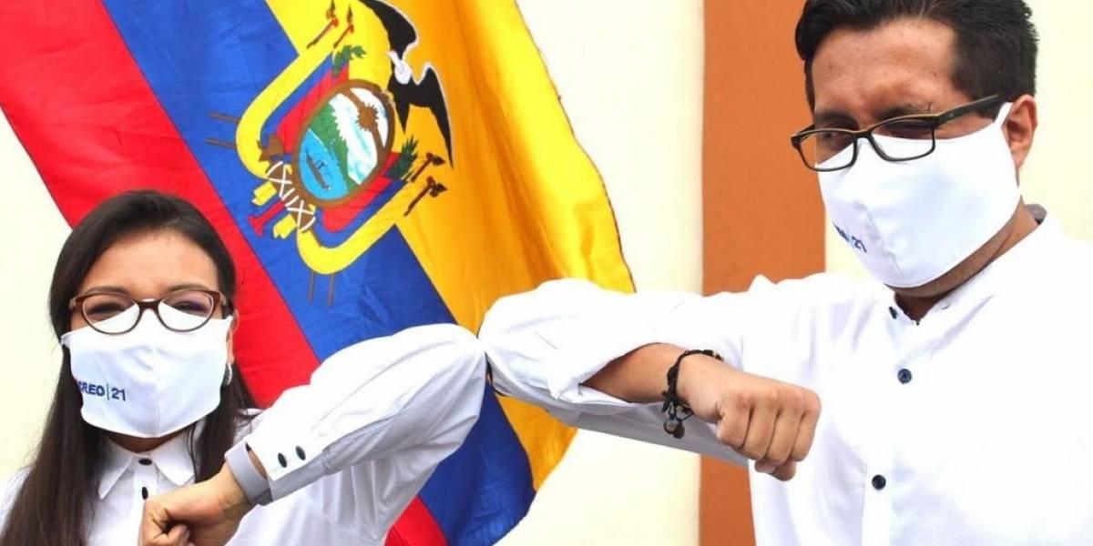 CREO 21 inscribió sus candidatos para asambleístas por América Latina, El Caribe y África