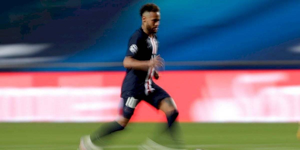 El día de furia de Neymar con el PSG: acusó racismo, golpeó a jugador, fue expulsado y salió a los gritos de la cancha