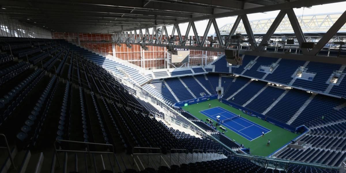 Un positivo por covid-19 enciende las alarmas en la burbuja del US Open