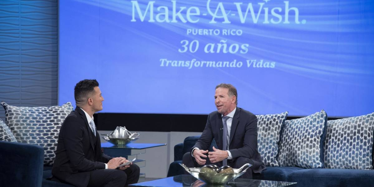 Make-A-Wish Puerto Rico presenta 30 Años Transformando Vidas, por Telemundo