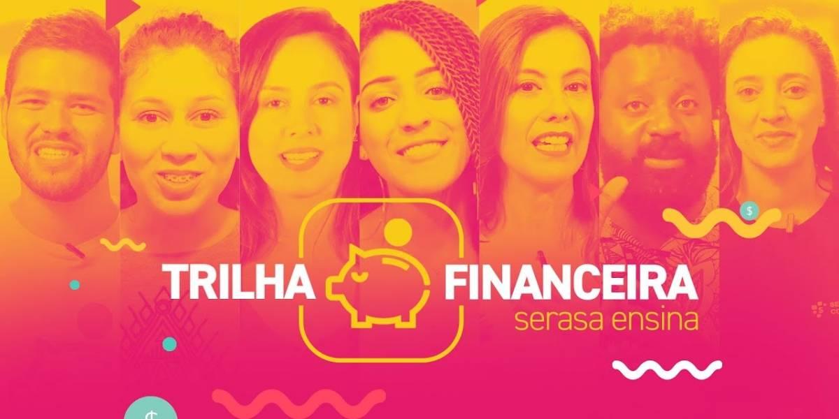 Serasa lança curso digital gratuito de educação financeira