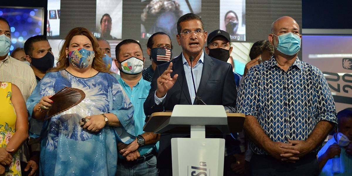 A cuarentena Pierluisi y Jenniffer González tras positivo del presidente de la Cámara