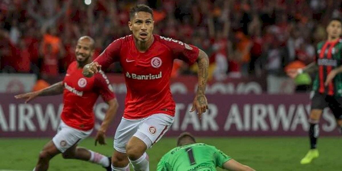 Paolo Guerrero sufre grave lesión y será baja ante la UC en la Libertadores y la Selección Chilena