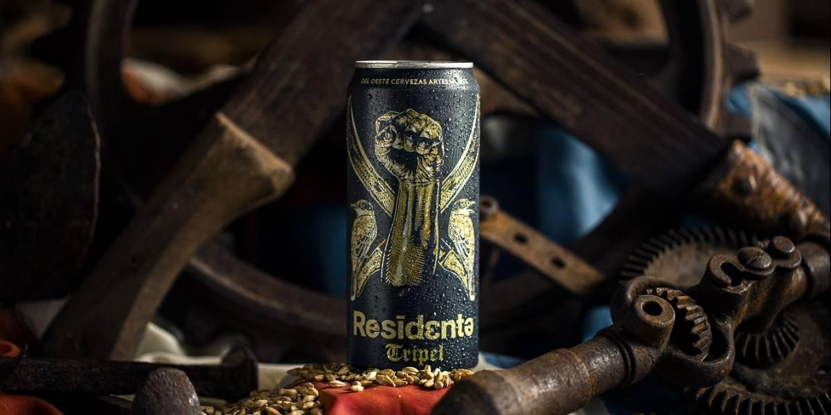 René Pérez presenta su cerveza artesanal